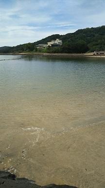 いろは島海水浴場