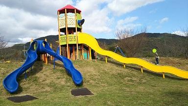 ボタ山わんぱく公園
